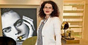 Douglas: Cheffe de Tina Müller, l'industrie de la Parfumerie-Chaîne sur les rails
