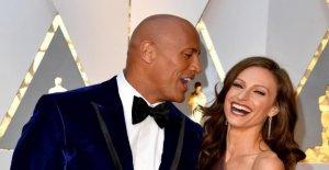 Dwayne Johnson: Désolé les Filles, The Rock est de retour marié