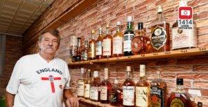 Ebay Vente: Grande Abmahn Ennuis pour le Whisky, Walter (81)