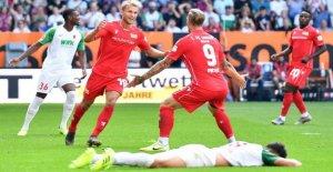 FC Union Berlin 1:1 : Premier Point grâce à un Double Changement