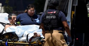 Feu-Attaque en Californie: Homme allume sa Mère à l'Arrestation