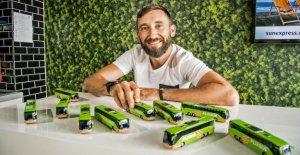 Flix-Bus est un tas de succès – comment fonctionne le Bus de l'Entreprise