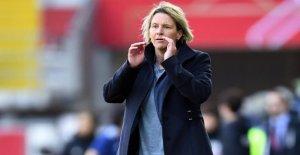 Football féminin: les problèmes de Sommeil faute verpennter coupe du monde en France?
