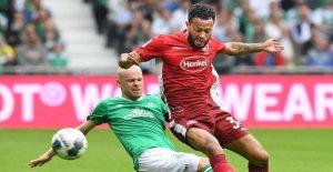 Fortuna Düsseldorf: Lewis Baker est le nouveau Leitwolf!