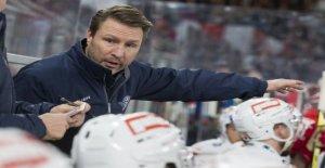 Hockey sur glace: SCRJ-Formateurs Tomlinson besoin d'un nouveau Rein de Vue