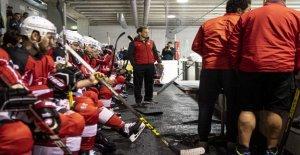 Hockey sur glace: l'équipe nationale Suisse doit être à Domicile de la coupe du monde contre la Russie (ran Vue