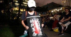 Hong kong: Nouveaux Incidents entre la Police et les Manifestants
