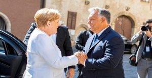 Hongrie: Angela Merkel et, Viktor Orbán, essayez à nouveau ensemble