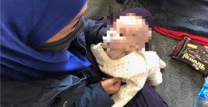 ISIS Enfants allemands Combattants de Syrie apporté