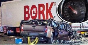 Ingo Kantorek: mort accidentelle de 50667 COLOGNEStar Tachonadel est resté à 110 km/h