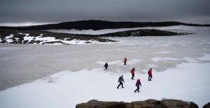 Island explique Glacier de la mort: Okjokull est Victime du changement Climatique