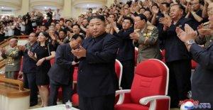 La corée du nord teste désespérément de Missiles Agit de Kim à bout de Souffle?