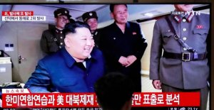 La corée du sud s'éteint conseil de sécurité, un: Kim tire de nouveau Missiles