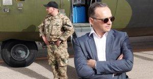 La lutte contre ISIS: Armée Association de cuirs contre Meuse