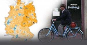 La participation de l'Atlas: Ainsi sont les Différences en Allemagne