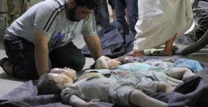 La syrie et la Guerre: le Massacre...