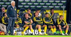 Le Borussia Dortmund, Mario Götze, seulement affûteur amateur – dit l'Entraîneur Lucien Favre