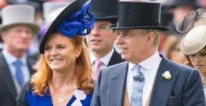 Le prince Andrew et Fergie: pour Célébrer un secret d'Amour Retour?