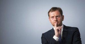Le sprint final-Enquête: la CDU s'engage dans le land de Saxe de l'AfD à partir de