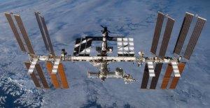 L'embarcadère privé de Vaisseaux spatiaux: L'ISS est l'Espace à l'Hôtel