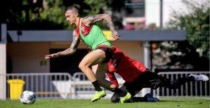 Les adieux du VfB Stuttgart couture: Gênes veut Attaquer As Donis
