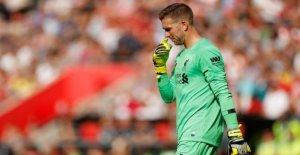 Liverpool l'emporte sur le FC Southampton: 2. La victoire en dépit de Adrián-Bouc