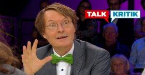 Lors de Maybrit Illner - Lauterbach demande à la Fin de la Grande Coalition