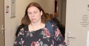 Lübeck: Mère forcé leurs Enfants à faire, en chaise roulante, le Processus