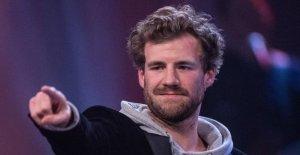Luke Mockridge: La Fernsehgarten était pas à son premier Coup