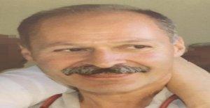 Marc Messerli (64), à partir d'Olten a disparu Vue