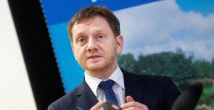 Michael Kretschmer: Maaßens Comportement de Saxe nui