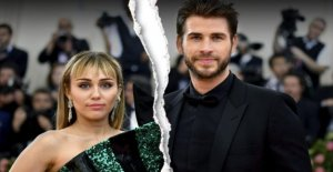 Miley Cyrus et Liam Hemsworth: Cher...
