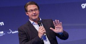 Mobilfunkausbau: Andreas Scheuer veut les Feux de circulation pour l'Internet rapide conversion