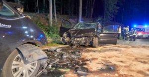 Montabaur: Famille gravement blessés – Père meurt dans l'Accident de voiture