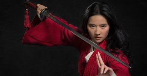 Mulan, la Star de Liu Yifei: Massendemo dans le Hong kong Disneyland prévu