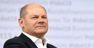 Olaf Scholz: le Miroir d'un SPD-Conférence inventé?