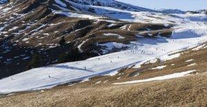 Pas de Neige au Chili: Corinne Suter et Cie s'entraîner à la maison - Vue