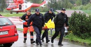 Pologne: au Moins cinq Morts en cas d'Orage dans les Montagnes de Tatra