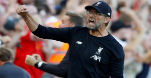 Premier League: Liverpool et Jürgen Klopp, 3:1 Victoire contre Arsenal