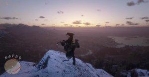 Red Dead Redemption 2: Dans le vol d'un oiseau sur le far west