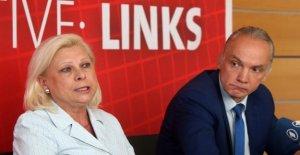 SPD-Présidence: Mattheis et Hirschel veulent Hartz IV inclinaison