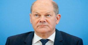 SPD définit, après Scholz Candidature IMAGE Sonntagstrend