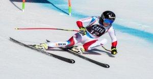Skistar Lara Gut-Behrami carde d'avant-Saison de votre Vie