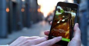Spotify avec réglage automatique de la liste de lecture et plus de Contrôle