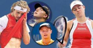 Tennis: Il kriselt chez nous d'Alarme avant l'US Open Start