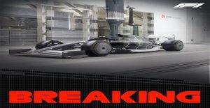 Tests à Hinwil: c'est la nouvelle Formule 1 à partir de 2021 - Vue