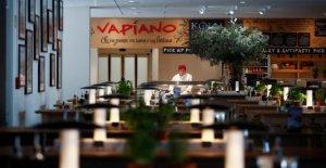 Vapiano dans la Crise: le Chef quitte à court terme, la Chaîne de restaurants