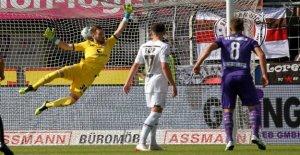 1:1 à Osnabrück - Saint-Pauli avait pas le Derby de Feu