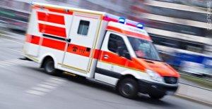 Accident à Cologne: KVB a roulé Femme (22)!