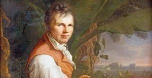 Alexander von Humboldt: La pointe Explorateur de tous les Temps